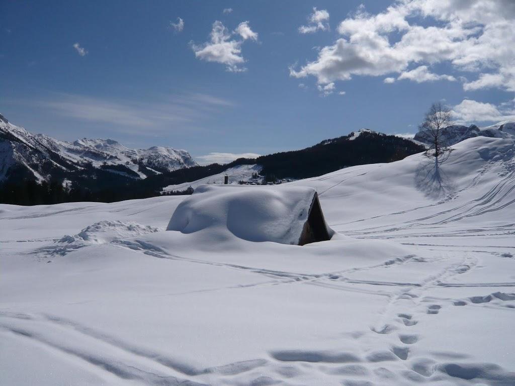 Wer richtig viel Schnee will fährt nach Kärnten