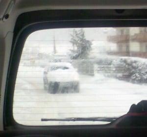 Endlich mal Schnee in Tirol!