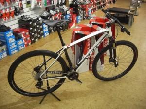 ride first, work later – mein neues Bike ist da!