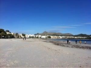 Mallorca / Alcudia – Sturmböen und Rückenwind