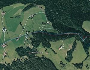 Langsam antasten… – GPS Vergleich Garmin Edge 800 und Sony Xperia Active