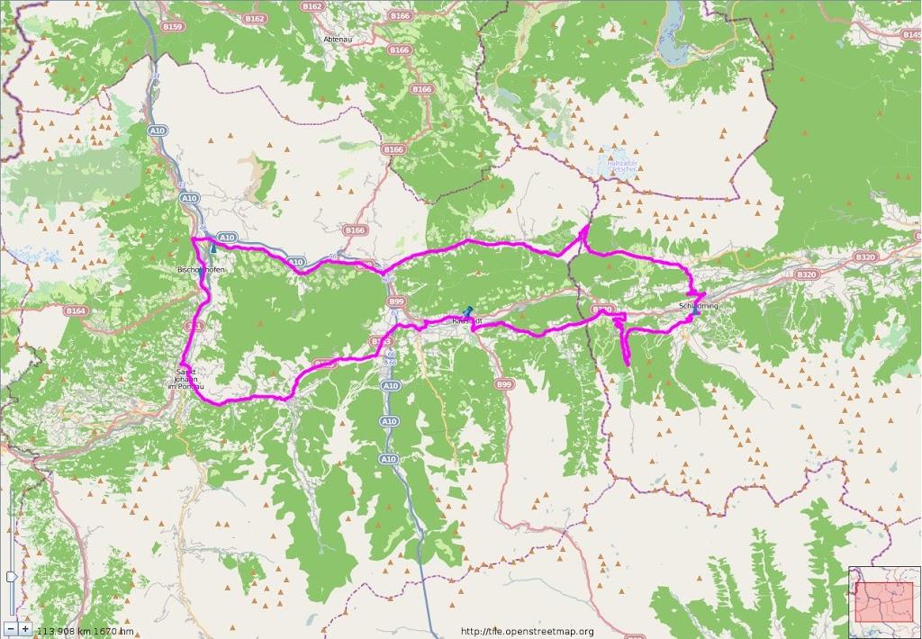 Amade Radmarathon 2013 – jetzt aber mal richtig kalt!