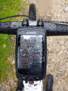 Garmin Edge 810 – ein leider zu kurzer Test
