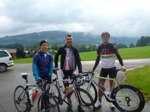 Mondsee Radmarathon 2013 – Wetterglück und schneller als letztes Jahr