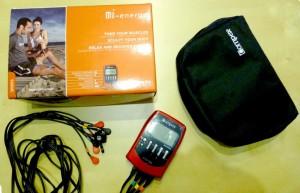 Compex Energy Elektro-Muskelstimulation angetestet – beim Sport zuschauen?