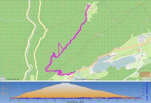 Wintertraining 2014 – Voldöpper Spitze (1509 m)