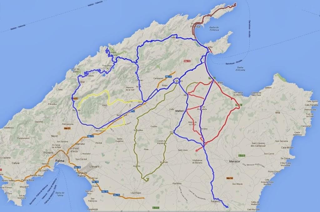 Zwei Wochen Mallorca – perfekte Trainingsbedingungen auch im Februar!