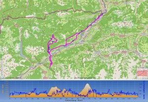 Brandenberg/Keaschbaumsattel – via Reintaler See eine runde Sache