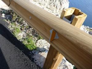 Leitplanken mal richtig – Mallorca Style