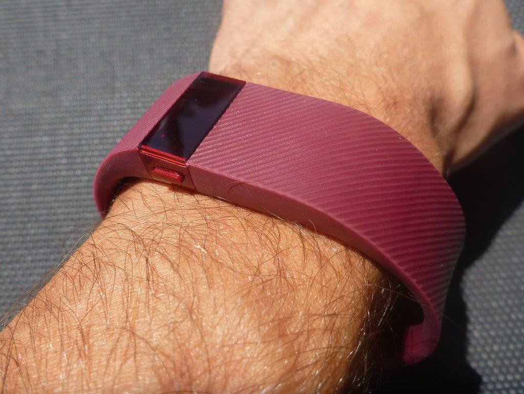 Fitbit Charge – Aktivitätstracker… getrackter Schlaf