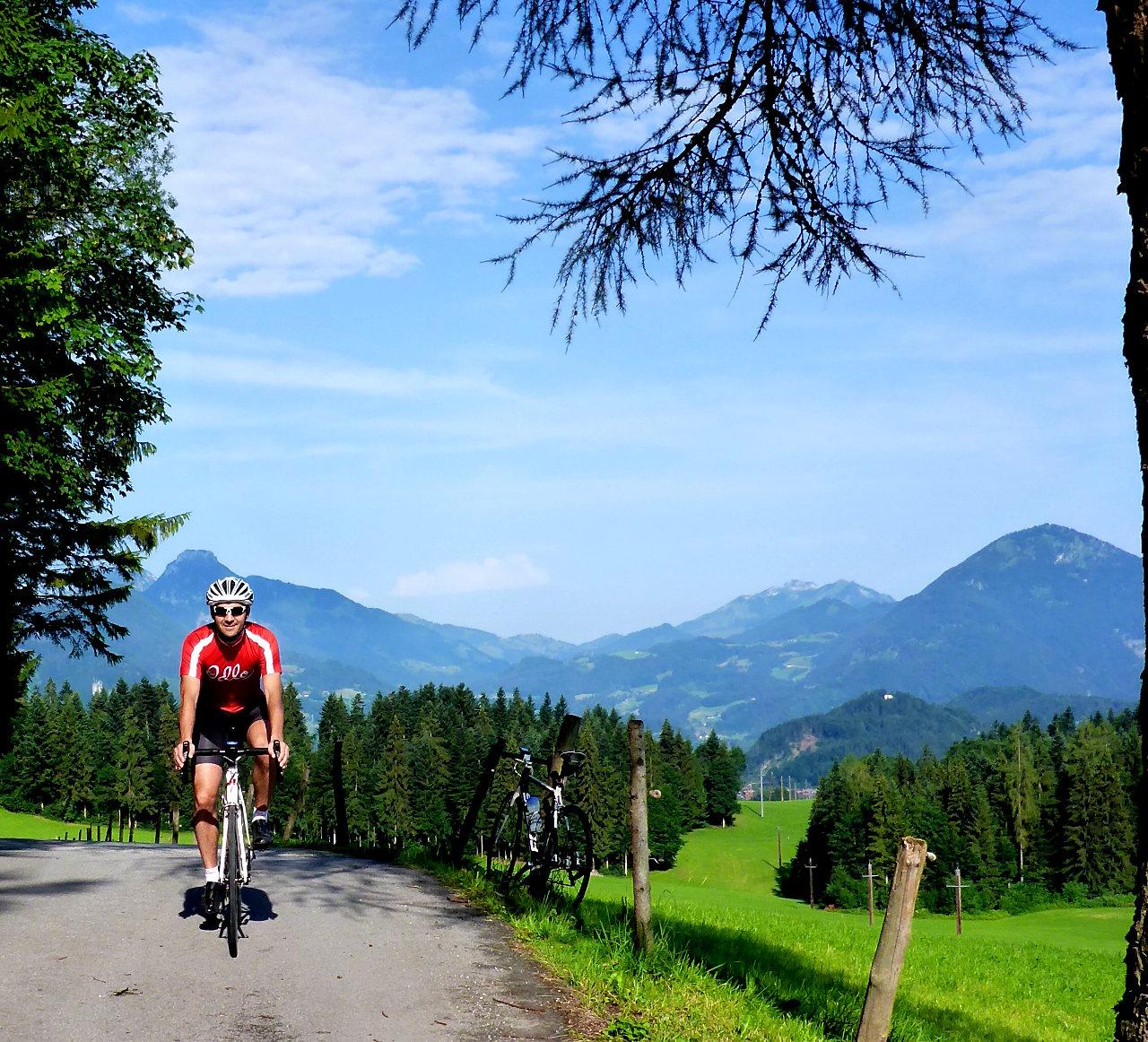 Test: Odlo Galibier Bike-Hose und Ride Bike Trikot