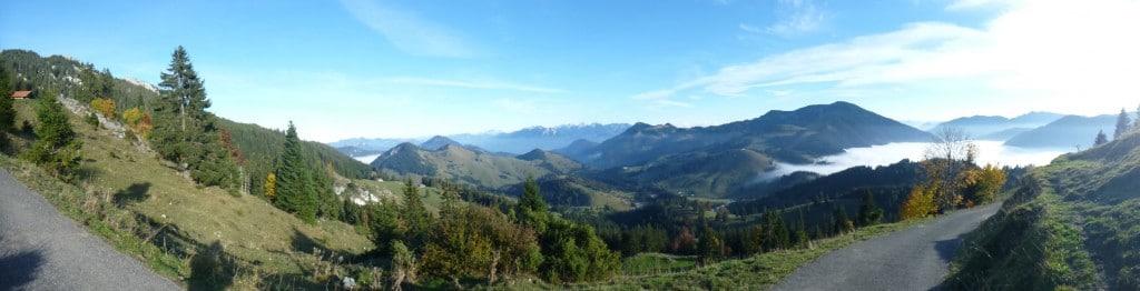 ein traumhaftes Soinhütten-Panorama