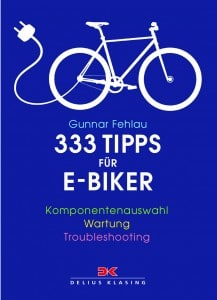 Rezension: 333 Tipps für E-Biker