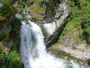 Wasserfall an der Aschauer Ache
