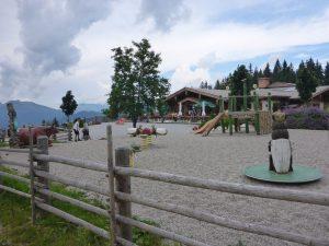 Top Spielplatz an der Kala Alm
