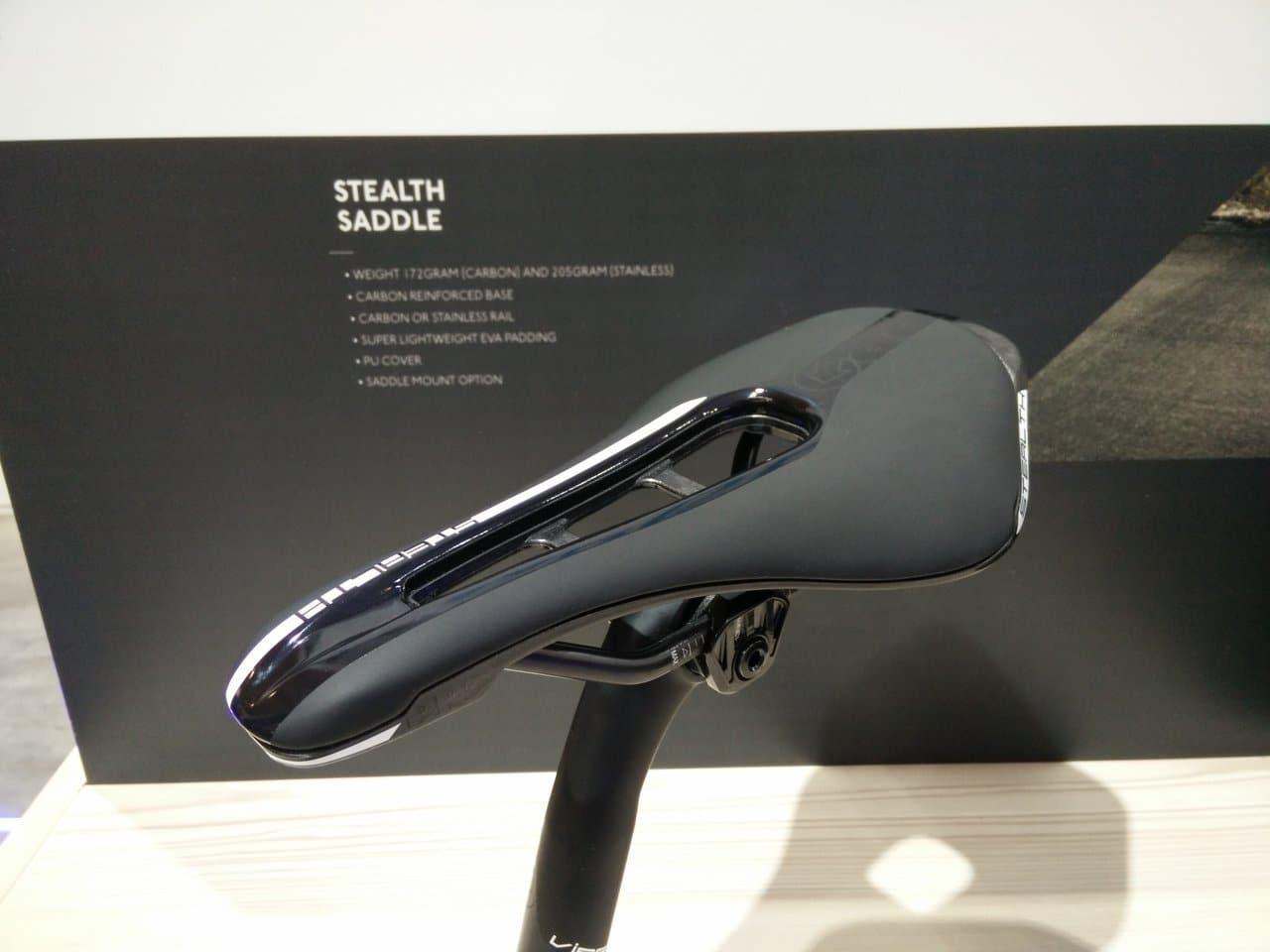 Eurobike 2016 – Pro Stealth Sattel, Vibe Aero Lenker mit integrierter Di2 Verkabelung