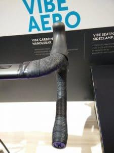 Pro Vibe Aero und mit Lenkerband