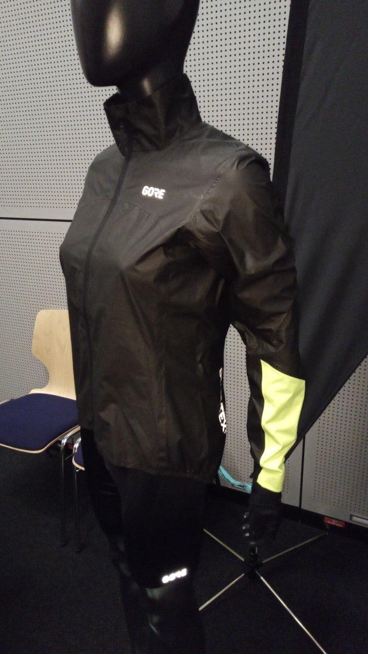 Gore Shakedry – innovative Regenjacke geht in die zweite Runde