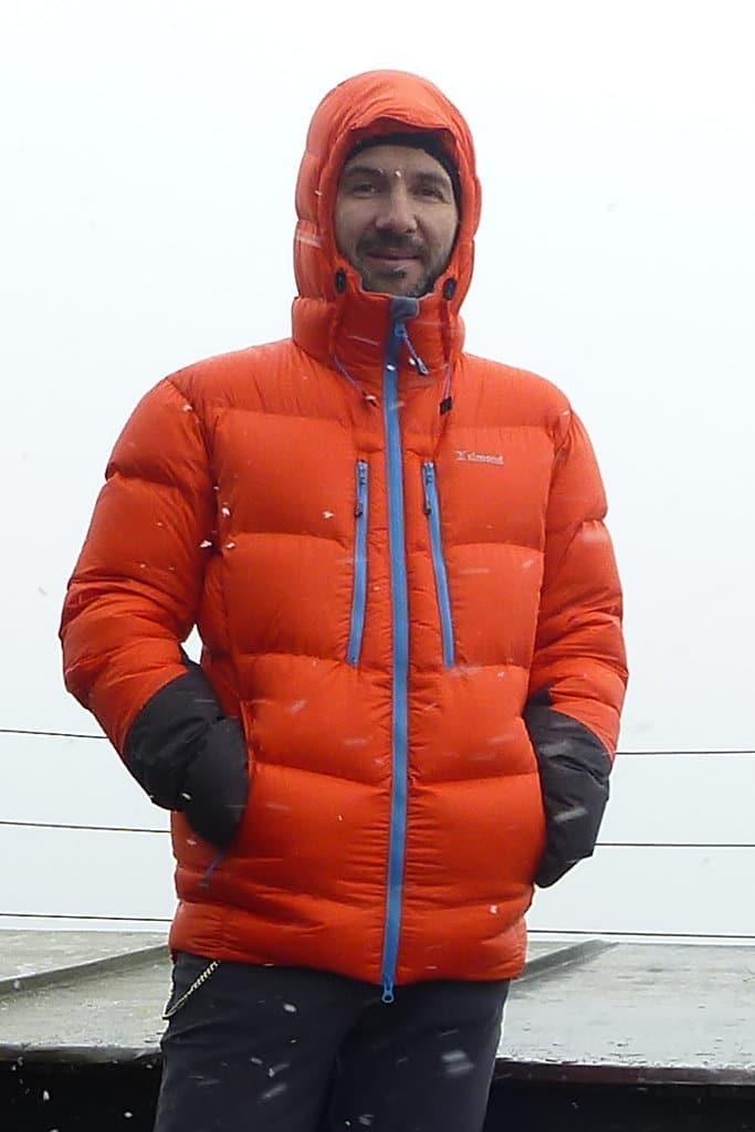 Expeditionsjacke Makalu II M von Decathlon