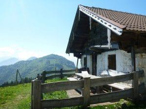 MTB Tourenvorschlag – via Trockenbachtal zur Altkaseralm