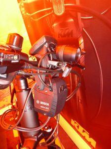 KTM präsentiert E-Bike mit Bosch ABS System