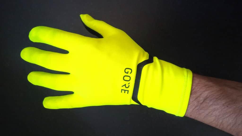 Gore-Tex Infinium Stretch Handschuhe – dünner macht keinen Sinn
