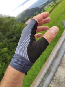 Rennrad Handschuhe ohne Polster