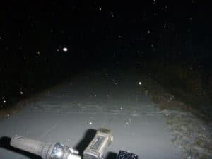 Der erste Schnee! :-)